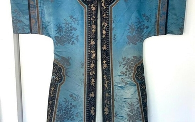 Qing Dynasty Chinese Silk EMBROIDERY