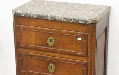 Small 3-drawer chest of drawers (HT.82 x 60...
