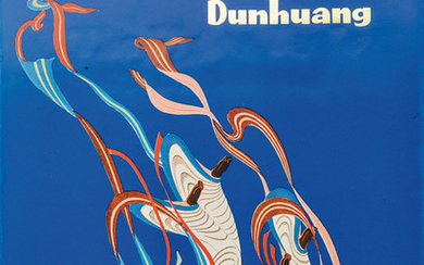 """""""THE FLYING DEVIS OF DUNHUANG"""""""