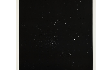 UGO RONDIONE (né en 1963) UNTITLED (STAR CONSTELLATION),...