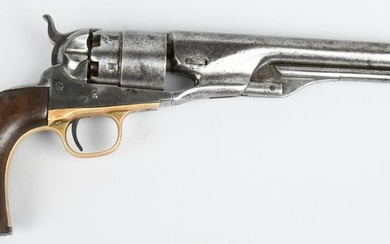 US INDIAN WARS COLT MODEL 1860 ARMY 9TH & 10TH CAV