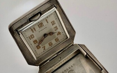 Vintage art deco watchSigned Eterna