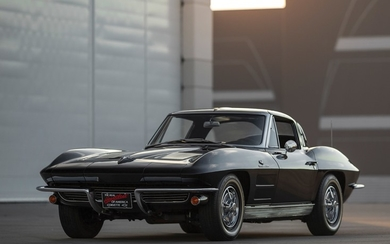 1963 Chevrolet Corvette Sting Ray 'Fuel-Injected' Split-Window Coupe