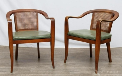Attributed to Edward Wormley, Armchairs