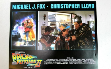 Back to the Future Part II (Universal Pictures, 1989)