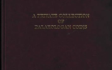 Bendall S., A Private Collection of Palaeologan Coins, Catalogued by...