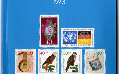 Germany, Federal Republic - Yearbook 1973