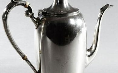 Gorham Sterling Tea Pot, early 20th c., #391, 1 1/4