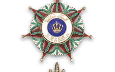 IRAQ, ORDER OF EL RAFIDIAN,