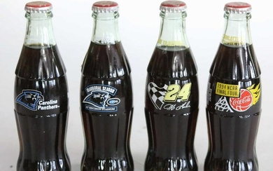 RARE COKE PANTHER - CUP RACE COLLECTOR GROUPING