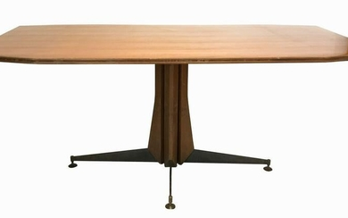 Rare and important table, Italian production
