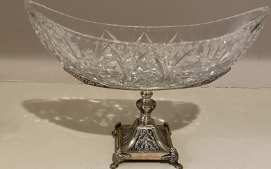 Silver Plated Serving Bowl