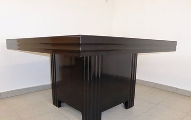 Square Dining Table - France, ca. 1930 (1)