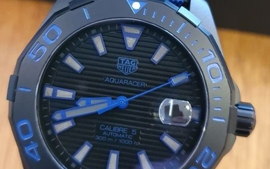 "TAG Heuer - Aquaracer ""NO RESERVE PRICE"" - WAY208B.FC6382 - Men - 2018"