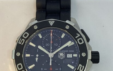 Tag Heuer Aquaracer 500m Oracle