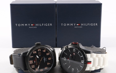 Tommy Hilfiger. To herreure (2)