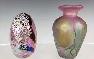 Two 20th Century Paperweights