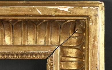 "A 19th Century Gilt Composition Frame. 20.75"" x 19.75"""