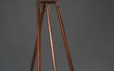 Empire style easel, 19th century.
