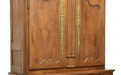 FRENCH PROVINCIAL LOUIS XV STYLE SIDEBOARD