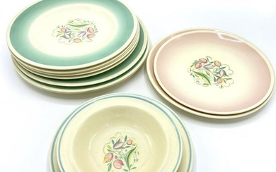 Lot of Susie Cooper Tableware Incl Dresden Pattern