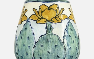 Marie Ross for Newcomb College Pottery, Early vase