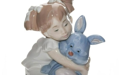 NAO BY LLADRO FIGURE I LOVE YOU SO MUCH 1263