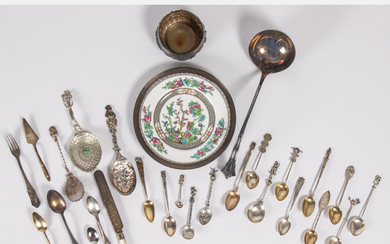 Silver and Silver Plated Items