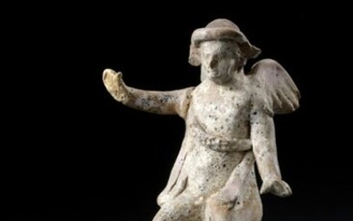 Statuette representing an Eros with outstretched wings Hellenistic