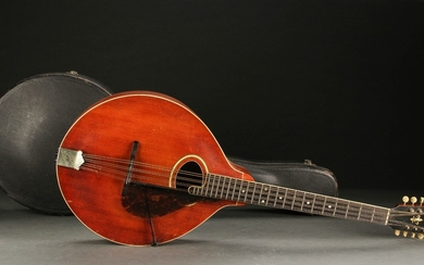 Gibson K-2 carved top mandocello