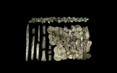 Viking Silver 'Hoard' Assemblage