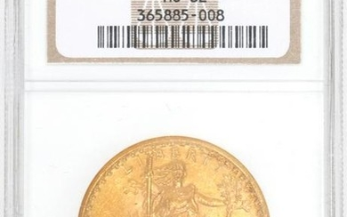 1927 FLYING EAGLE $20.GOLD COIN, DIA 34MM