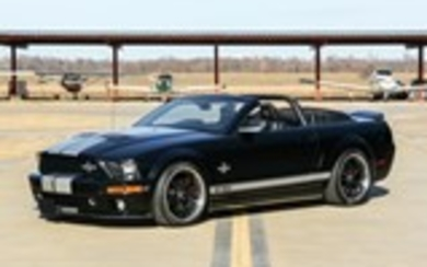 2007 Ford Shelby GT500 Super Snake Convertible