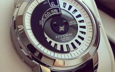 Hysek - Jumping Hour Limited Edition 300 Pieces - 031500A - Men - 2011-present