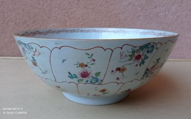 Bowl - Porcelain - China - 18th century