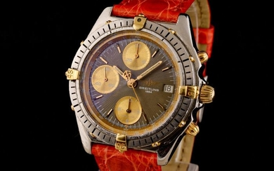 "Breitling - Chronomat Chronograph Automatic - ""NO RESERVE PRICE"" - B13048 - Men - 1990-1999"