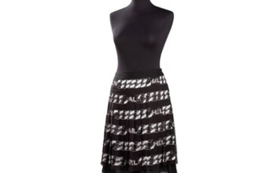 Chanel, Pleated skirt