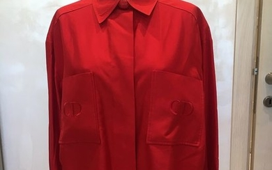 Christian Dior - Blouse, Silk top - Size: EU 38 (IT 42 - ES/FR 38 - DE/NL 36)
