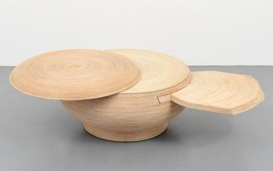 Coffee/Occasional Table, Manner of Gabriella Crespi