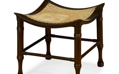 English Arts & Crafts Thebes stool