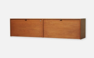 Florence Knoll Wall-Mount Credenza