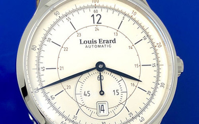 Louis Erard - Automatic 1931 Small Seconds Silver Dial - - 33226AA11.BDC80 - Men - BRAND NEW