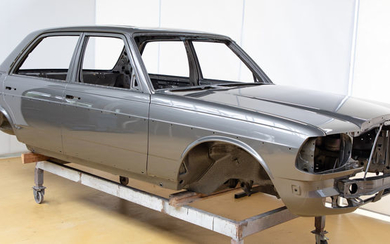 Mercedes-Benz - W123 body - NO RESERVE - 1980