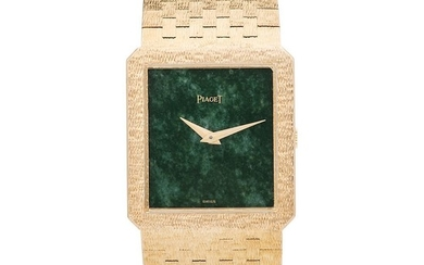 PIAGET. 18K YELLOW GOLD. REF. 9154.
