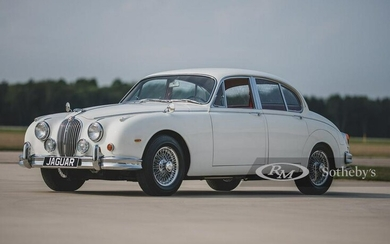 1966 Jaguar Mark 2 3.8