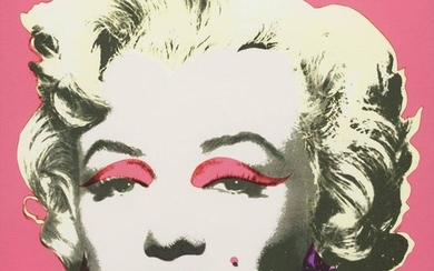 Andy Warhol, Marilyn (Announcement)