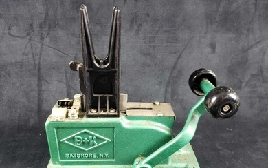 B and K Band Shipping Strapping Crimper
