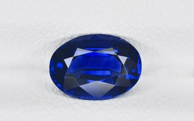 Blue Sapphire, 1.32ct, Mined in Madagascar, Certified