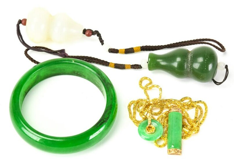 Collection Chinese Jade Jewelry
