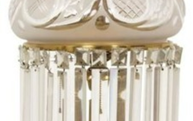 Marble and Gilt Bronze Sinumbra Lamp